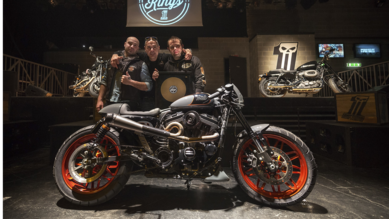 Battle of the Kings: vince un'Harley di Perugia