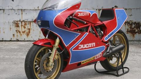 Ducati TT1: nata e preparata a Bologna