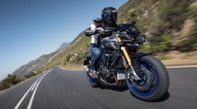 Yamaha MT-10: SP per correre, Tourer per viaggiare