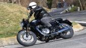 Triumph Bonneville T100 e T100 Black: vintage tecnologico
