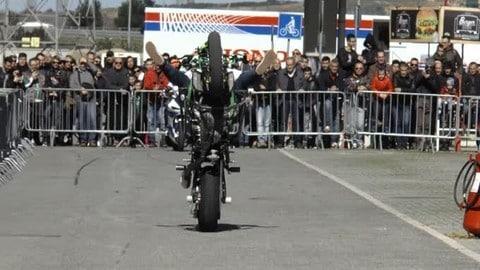 Speciale Motodays: le evoluzioni dello stunt-riding