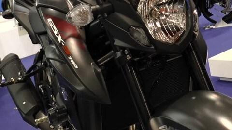 Speciale Motodays: le novità Suzuki
