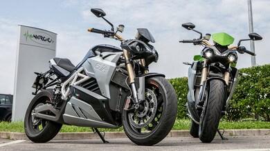 Energica Eva: la moto elettrica al top