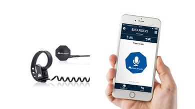 Midland trasforma lo smartphone in walkie-talkie