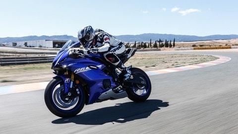 YZF-R6: il quattro cilindri Yamaha urla anche con l'Euro 4