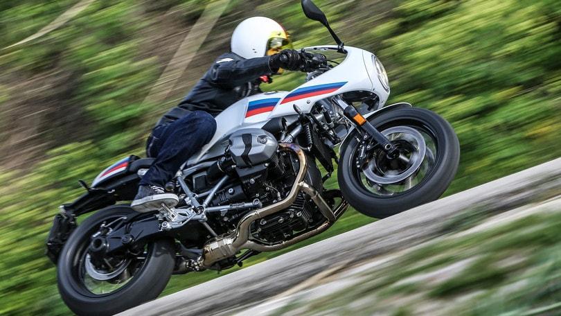 BMW R nineT: gusto Heritage in tre declinazioni
