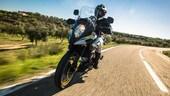 Suzuki V-Strom 1000: come prima... più di prima