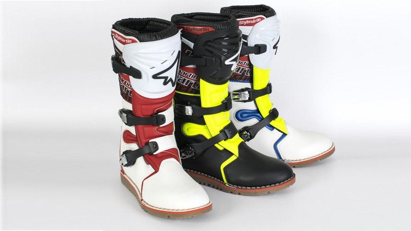 scarpe di separazione 49667 62876 Stylmartin e l'evoluzione dello stivale da trial - InMoto