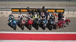 """Comparativa supersportive 1000: il test delle maxi """"racing"""" - terza puntata"""