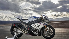 BMW HP4 Race: purosangue da corsa