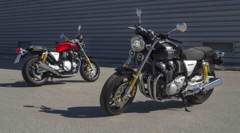 Honda CB1100EX e RS, non solo nostalgia