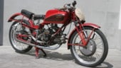 Moto Guzzi Dondolino 500: racing postbellico
