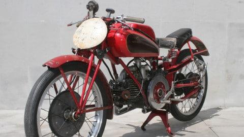 Moto Guzzi Dondolino 500: la regina delle Granfondo