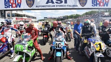 ASI Moto Show: la parata dei campioni