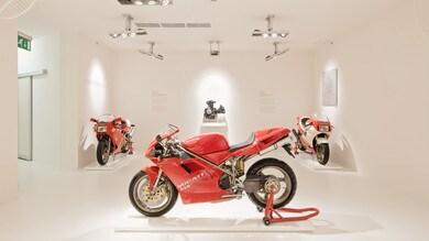 Museo Ducati, ora si entra anche di domenica