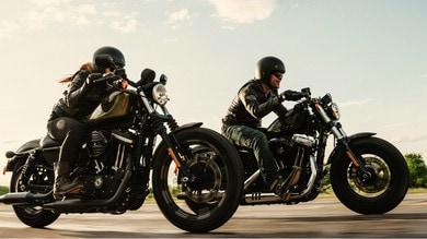 Harley-Davidson, la famiglia si riunisce a Monza