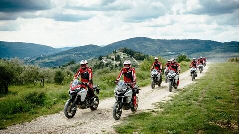 Ducati DRE Academy Off-Road
