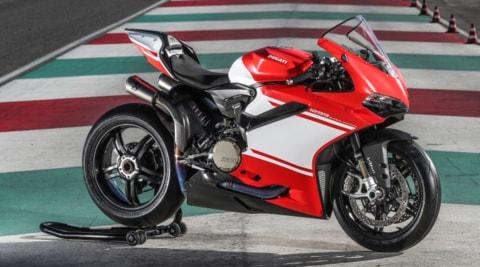 Ducati Panigale Superleggera: foto