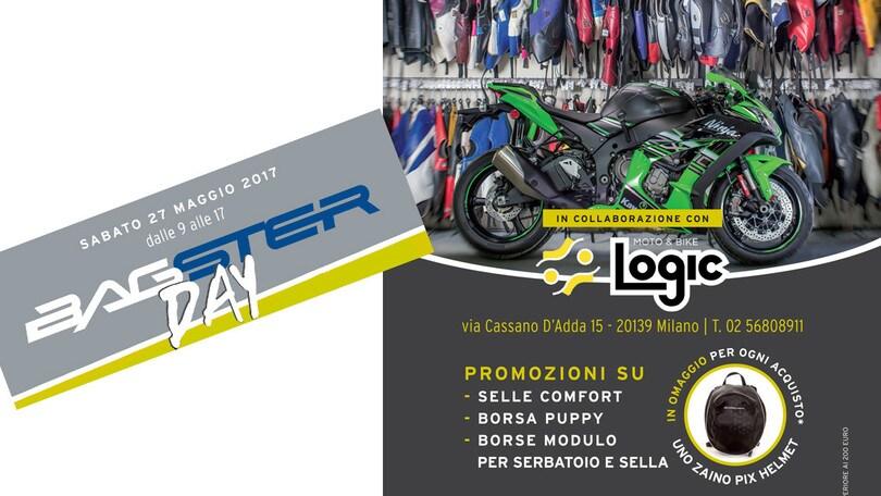 Il primo Bagster Day a Milano