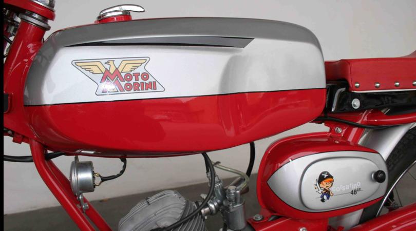 """Moto Morini Corsarino ZZ, una moto """"vera"""""""