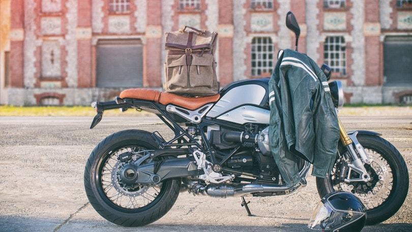 Bagster Motor: stile vintage per lo zaino