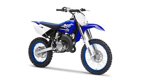 Yamaha YZ450F: supertecnologica