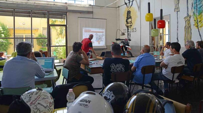Workshop2Wheels: il racconto della giornata romana