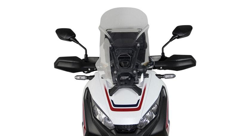MRA parabrezza per Honda