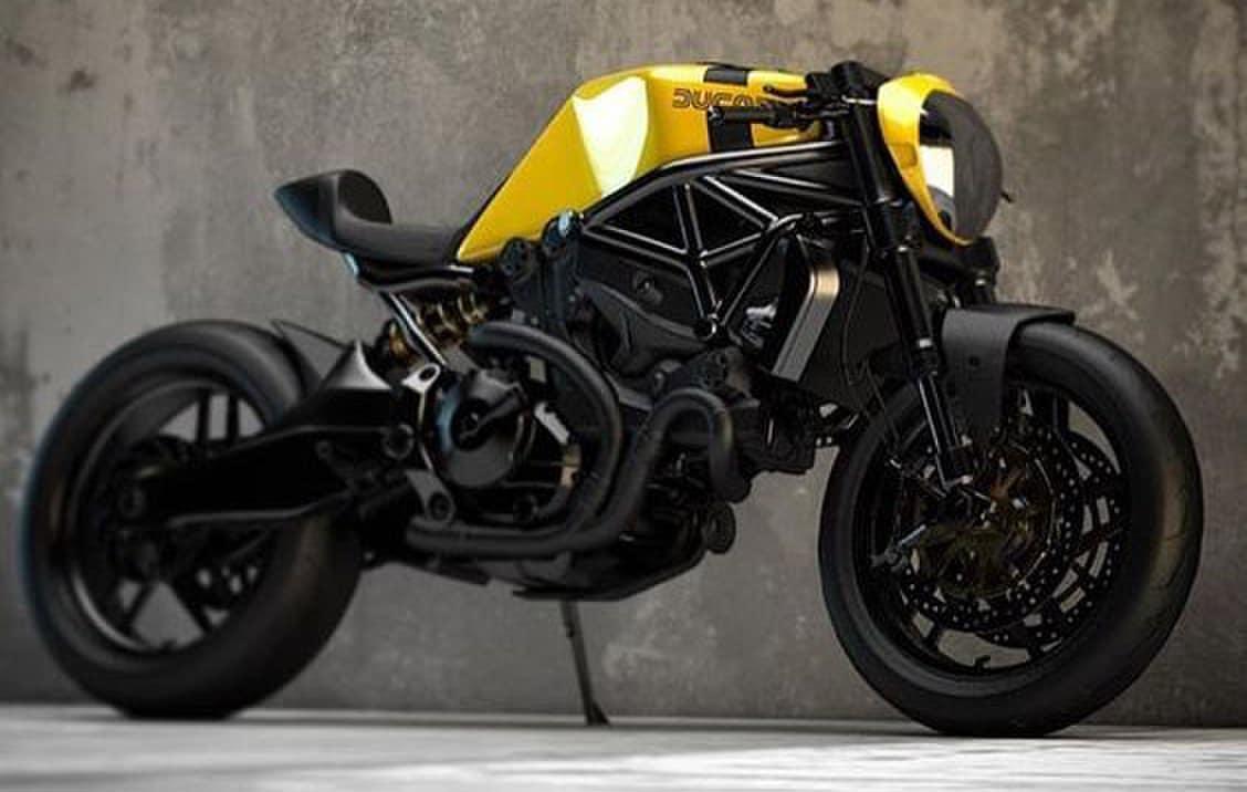 Ducati Monster: le special più belle