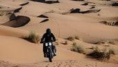 El Solitario e le H-D per il deserto