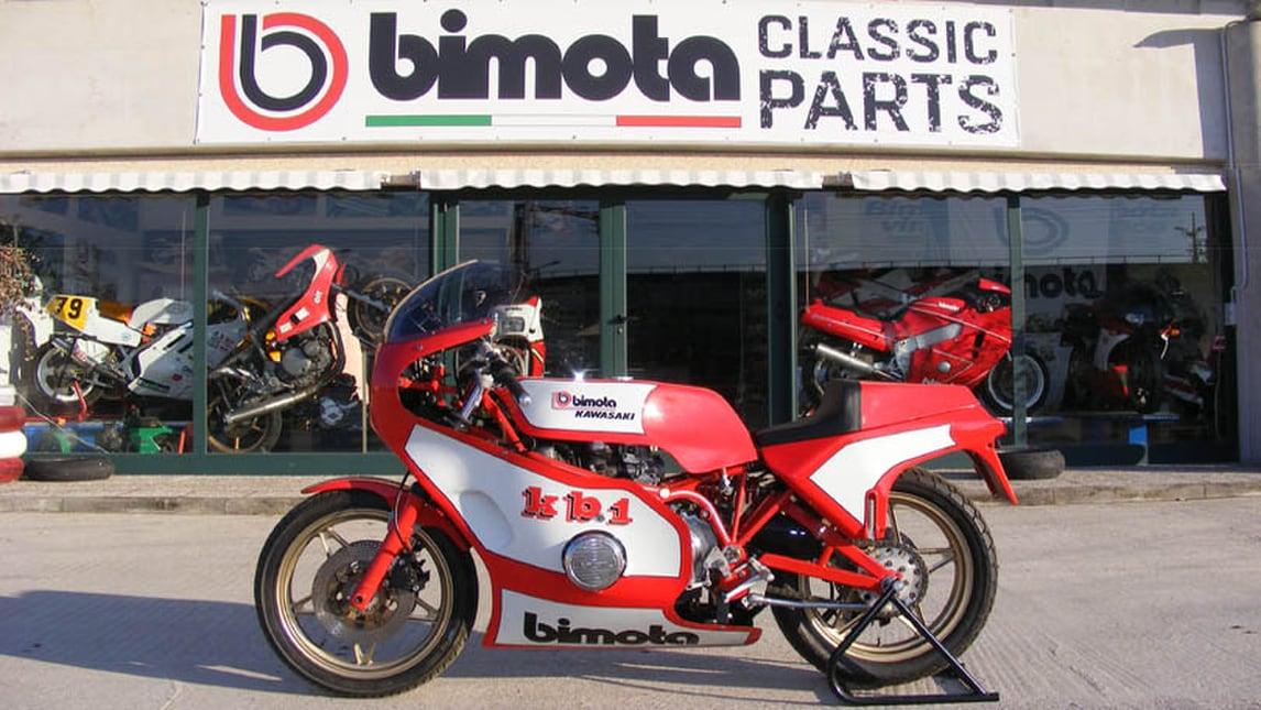 Bimota Classic Parts: foto