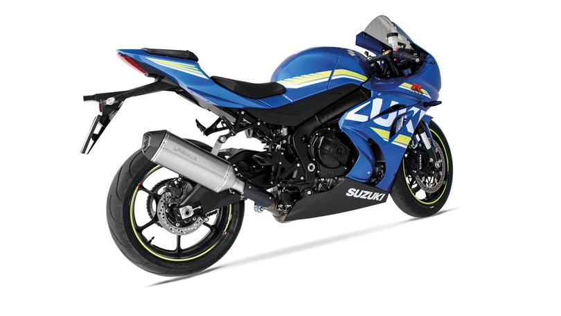 Remus per Suzuki GSX-R 1000