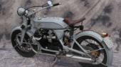 Moto Guzzi SP 1000 by Michele Galante: anni ruggenti