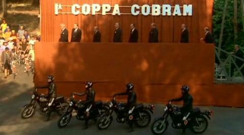 Fantozzi, la Coppa Cobram e la Cagiva SST - FOTO
