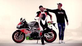 Motosprint - The Test di Riccardo Piergentili: Aprilia RSV4 RF