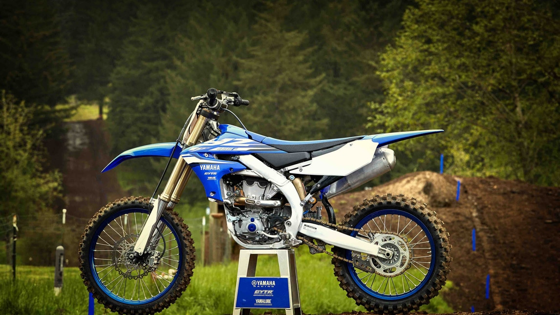 Moto Yamaha YZ 450 F - 2018 - R$ 43900.0