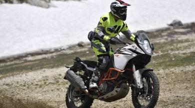 KTM 1090 Adventure R: elogio dell'off-road
