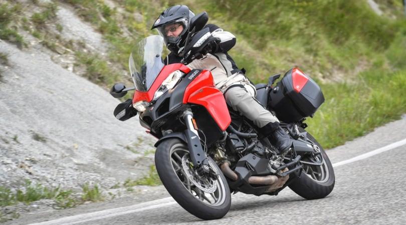 Ducati Multistrada 950: crossover per tutti