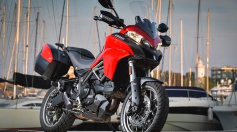 Ducati Multistrada 950: foto