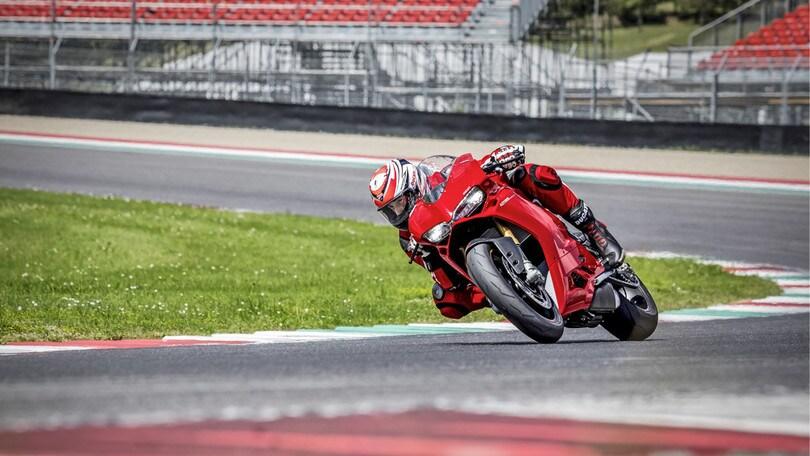 Ducati Panigale: traction control EVO per tutti
