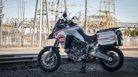 Ducati Multistrada 1200 Enduro Lucky Strike
