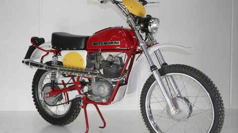 Moto Morini Corsaro Regolarità 165