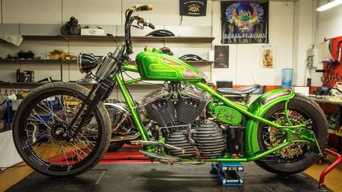 Harley-Davidson Sportster 1200 special