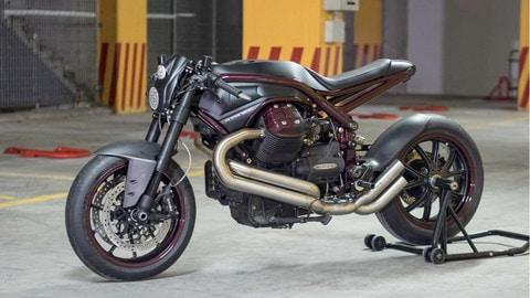 Moto Guzzi Griso Animanera