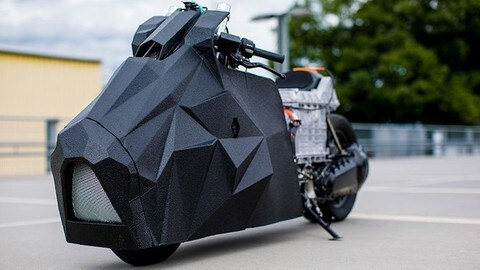 E-LisaBad, la special su base BMW C evolution