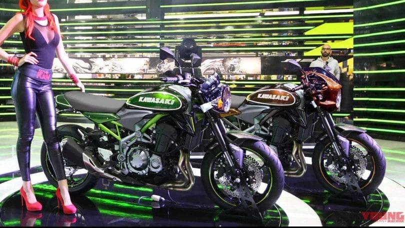 Kawasaki Z900 RS Potrebbe Esserci Anche La Cafe Racer