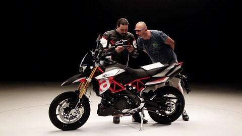 Motosprint - The Test di Riccardo Piergentili: Aprilia Dorsoduro 900