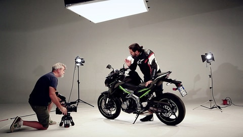 Motosprint - The Test di Riccardo Piergentili: Kawasaki Z900