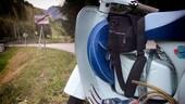 Dal Polo all'Australia sulla Vespa