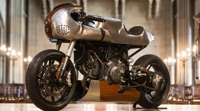 Ducati Hypermotard si trasforma: Hector by Be Unique 2.22